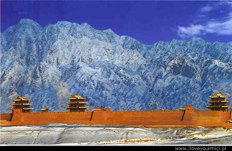 jiayuguan-great-wall