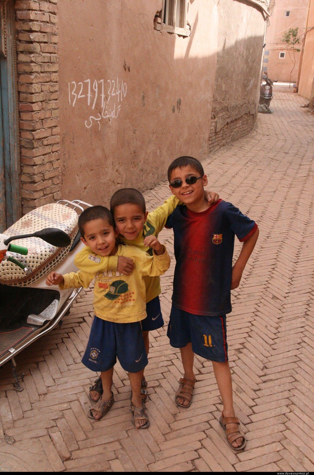 kashgar china chiny iloveyourmici chinski zwiad