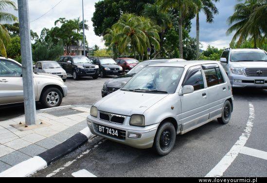 perodua kancil, car, malaysia