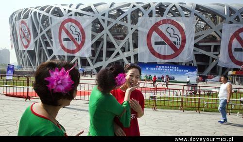 smoking china